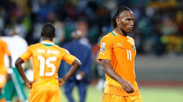 World Cup - Drogba left out of Ivory Coast World Cup squad