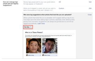 Facebook Graph Search & Privacy Concerns: Should You Be Worried? image facebook graph search privacy tagging