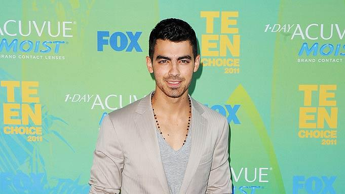 Joe Jonas Teen Choice Awards