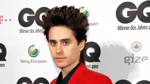 Jared Leto GQ Man Of The Year Award