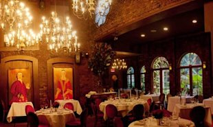 The World's Scariest Haunted Restaurants