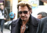 Johnny Hallyday échappe à un accident d'avion