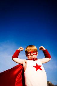 10 Overused Stock Photos I Never Want to See Again image child superheroSmall