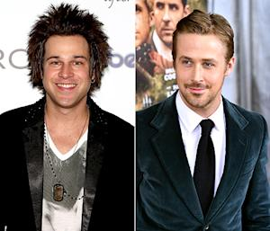 Ryan Cabrera Gets Ryan Gosling's Face Tattooed on His Leg: Picture