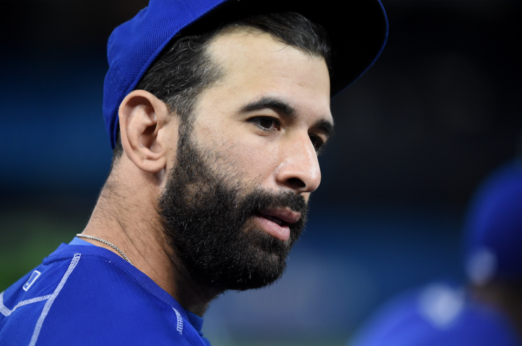 The Orioles were brutally honest with Jose Bautista. (Getty Images/Jon Blacker)