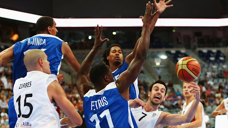 Germany v France - International Basketball