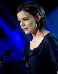Katie Holmes is a total fashionista and loves to be on trend.