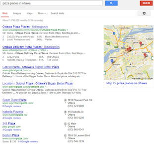If You Don't Have Google+ Places for Business, You're Not on the Map image Google Places for business listings