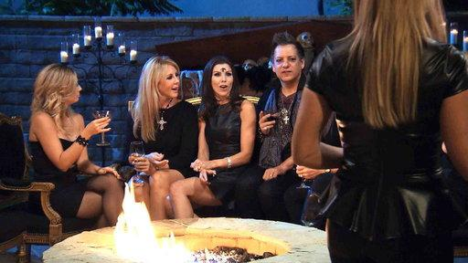 Tamra's Spooky Party