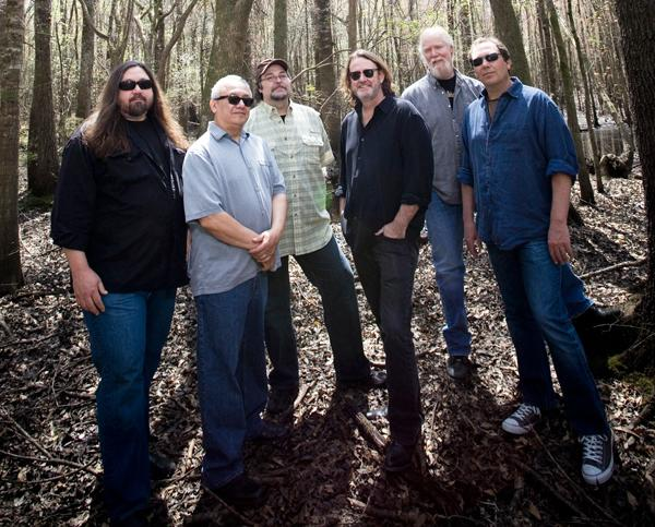 Widespread Panic Keep It Simple on Live LP 'Wood' – Album Premiere