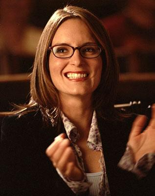 Tina Fey , writer and star of Paramount's Mean Girls