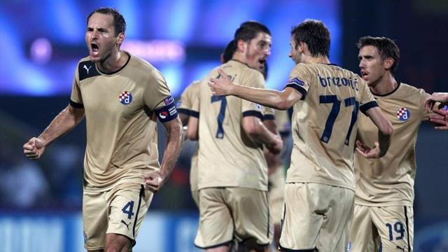 Europa League - Dinamo Zagreb replace fired coach Ivankovic with Mamic