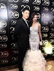 Xian Lim and Kim Chiu (NPPA Images)
