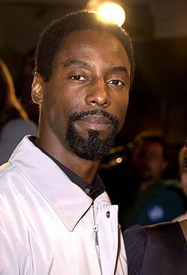 Isaiah Washington at the Westwood premiere of Warner Brothers' Exit Wounds