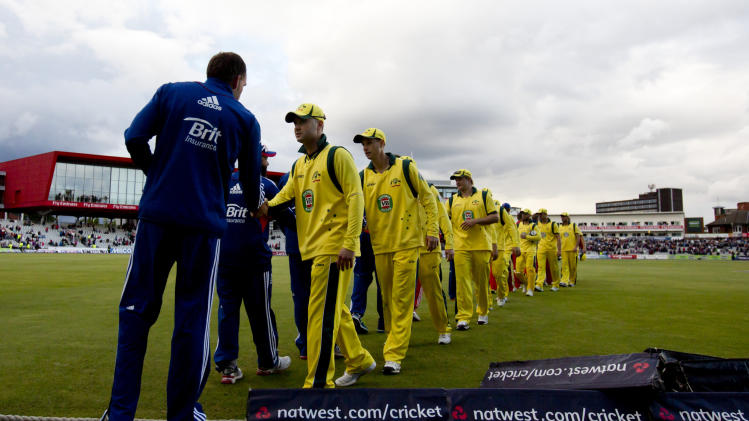 Britain England Australia One Day Cricket