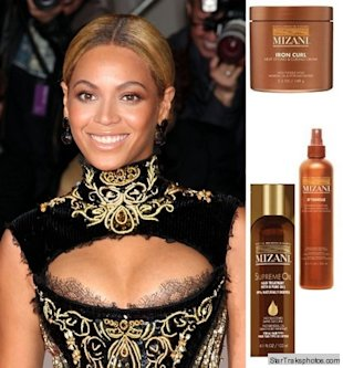 beyonce and mizani products