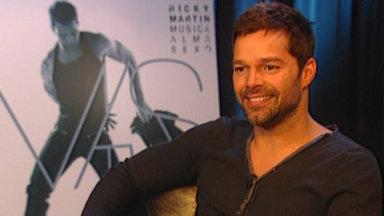 Ricky Martin Will Return to Broadway in 'Evita'