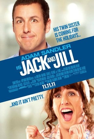 Adam Sandler Jack and Jill