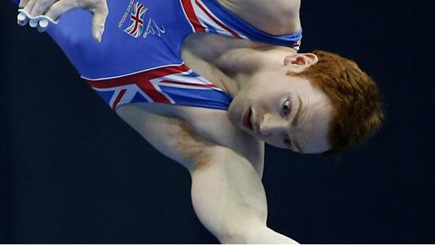Gymnastics - Purvis over the moon with second World Cup title