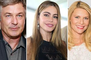 Alec Baldwin, Sofia Vergara, Claire Danes Among Newly Announced Emmy Presenters