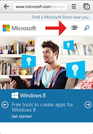 Not All Responsive Web Design is Created Equal image microsoft icon before