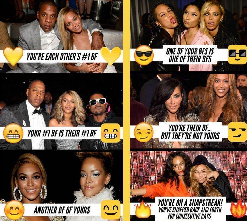 Here's how to tell if that Snapchat celebrity is official ...