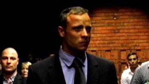 Tearful Pistorius Charged With Premeditated Murder