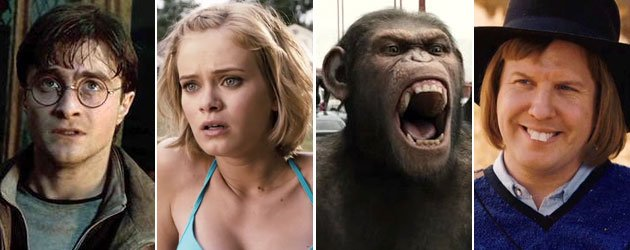 Best and Worst Trailers of 2011