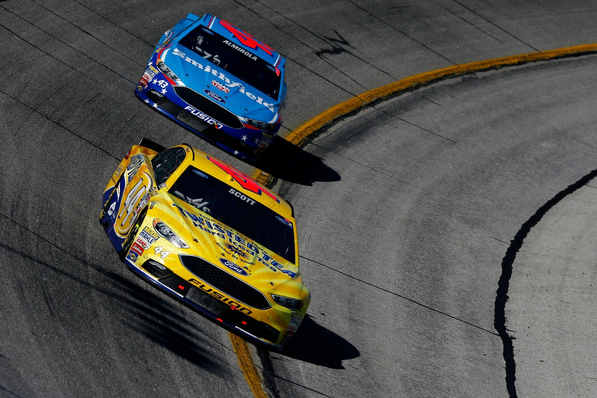 RPM's cars are 25th and 33rd in the points standings (Getty).