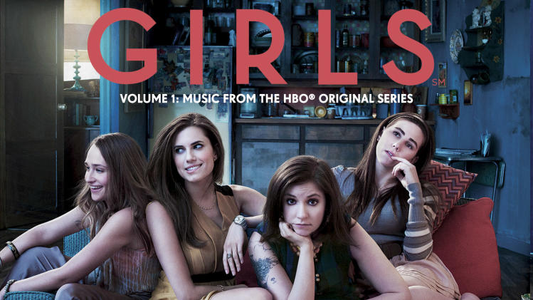 "This CD cover image released by Atlantic Records shows ""Girls Soundtrack Volume 1: Music From The HBO Original Series."" (AP Photo/Atlantic Records)"