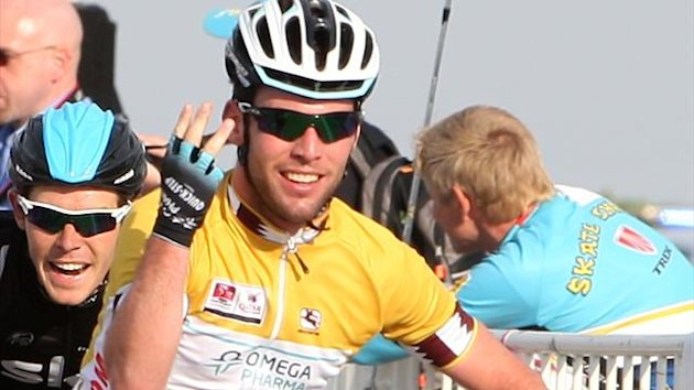 Cavendish / Tour du Qatar / 2013
