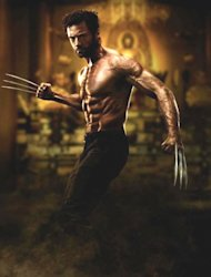 Hugh Jackman in 'The Wolverine' -- Twentieth Century Fox
