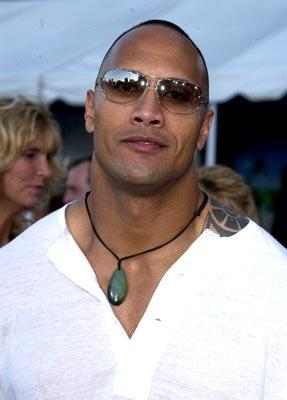 The Rock Teen Choice Awards - 7/2/2003 Dwayne Johnson