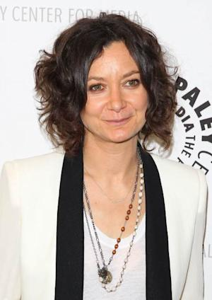 Sara Gilbert attends 'An Evening With Web Therapy: The Craze Continues...' held at The Paley Center for Media on July 16, 2013 in Beverly Hills, Calif. -- Getty Images