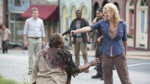 'Walking Dead's' Laurie Holden: Andrea Will Honor Dale With Peacekeeping Trip to the Prison