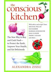 conscious kitchen book