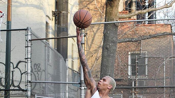 Chris Brown Basketball