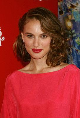 Natalie Portman at the New York City premiere of Fox Walden's Mr. Magorium's Wonder Emporium