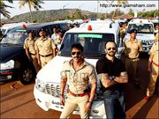 Rohit Shetty casts 15 Marathi actors for SINGHAM!