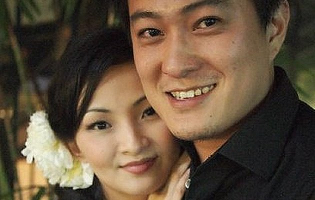Emma Yong and her husband, Jerry Lim, had just tied the knot last year (From Emma Yong's Facebook)