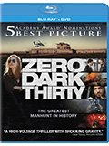 Zero Dark Thirty Box Art