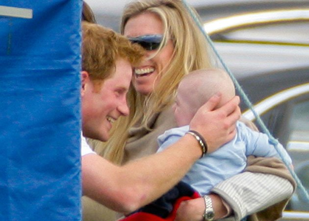 Prince Harry, baby