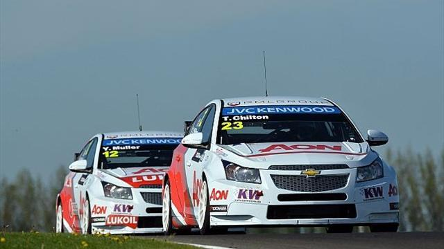 WTCC - Chilton grabs first pole in Sonoma