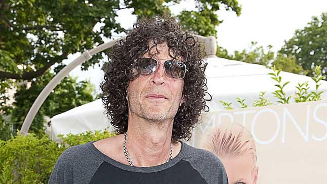 Howard Stern Hamptoms Prty