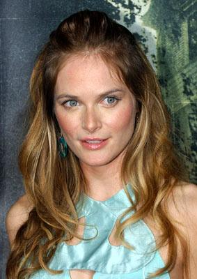 Rachel Blanchard at the Hollywood premiere of MGM's The Amityville Horror