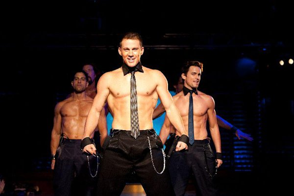 Ladies, how do you feel about Channing Tatum giving you a lap dance? (Facebook)