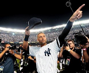 Emotional Truth Comes Through Derek Jeter's Retirement Letter image derekJeter