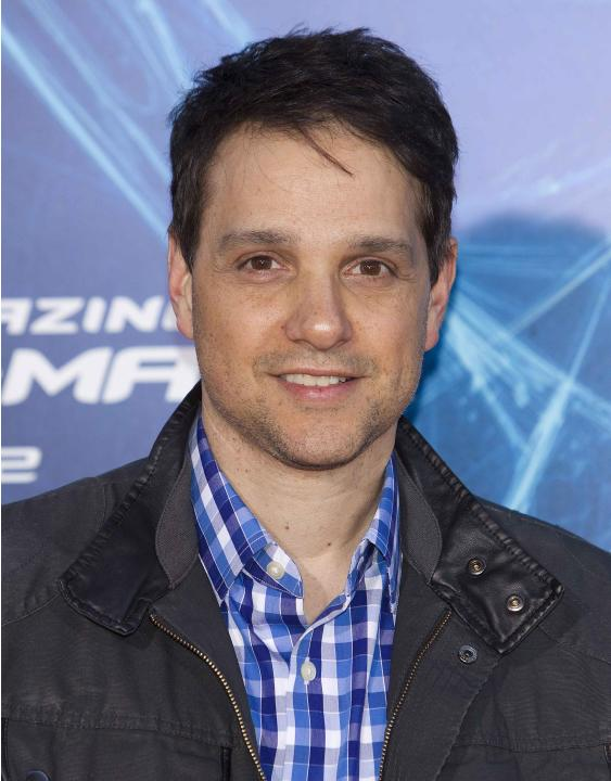 "Actor Ralph Macchio arrives for ""The Amazing Spider-Man 2"" premiere in New York"