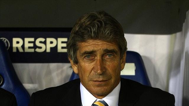 Liga - Barca eye points record in Pellegrini's final game