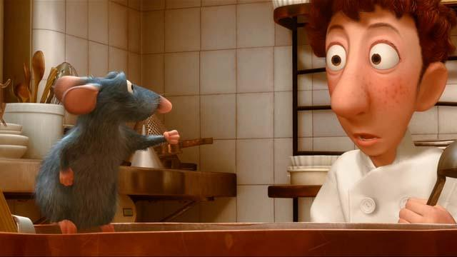 'Ratatouille' TV Spot